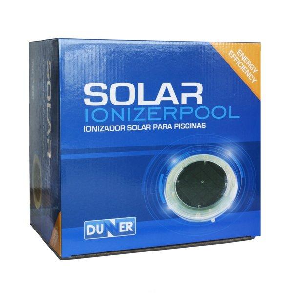 Caja Ionizador Solar para Piscinas DUNNER